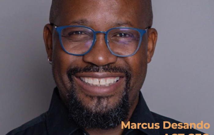 Marcus Desando Arts & Culture Trust CEO